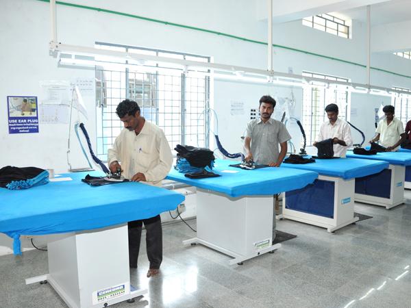 Garments Vijay Velavan Spinning Mills P Ltd